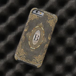 Bogged Old World Charm Monogram Tough iPhone 6 Case