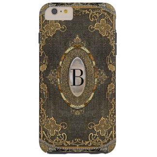 Bogged Old World Charm Monogram Tough iPhone 6 Plus Case