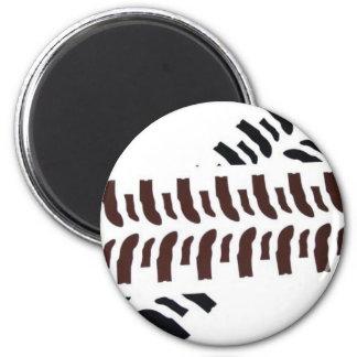Bogger Tracks 2 Inch Round Magnet