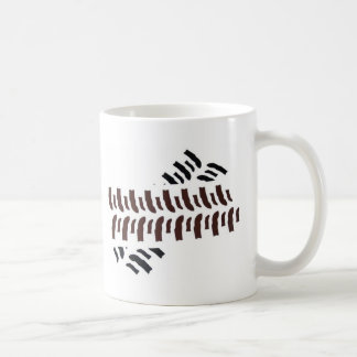 Bogger Tracks Coffee Mug