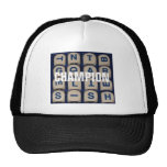 Boggle, CHAMPION Trucker Hat