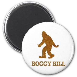 Boggy Bill (Sasquatch) Magnet