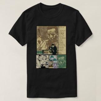 """""""Bogie""""-1, Men's Basic Dark T-Shirt"""