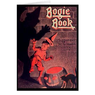 Bogie Book Card