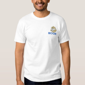 Bogie Embroidered T-Shirt