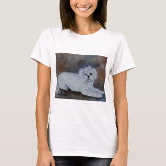 Bogie Pet Portrait T-Shirt