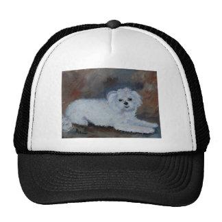 Bogie Pet Portrait Trucker Hat
