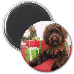 Bogie - Portuguese Water Dog Magnets