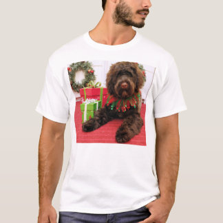Bogie - Portuguese Water Dog T-Shirt
