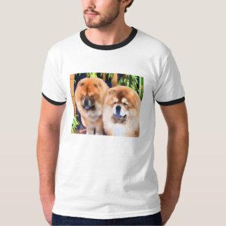 BOGIE & SPOOKY heARTdog chow T-Shirt