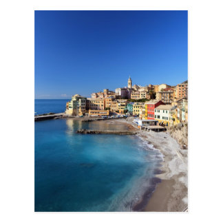 Bogliasco, Liguria, Italy Postcard