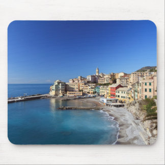 Bogliasco overview, Italy Mouse Pad