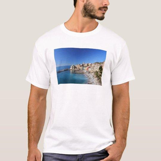Bogliasco overview, Italy T-Shirt