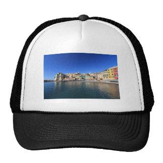 Bogliasco village, Italy Trucker Hat