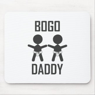 BOGO Daddy Mousepads