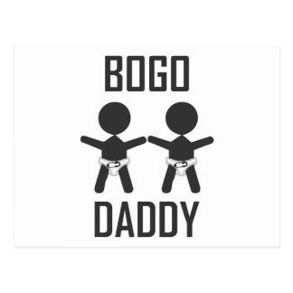 BOGO Daddy Post Card