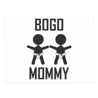 BOGO Mommy Post Cards