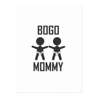 BOGO Mommy Postcard