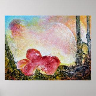 BOGOMIL ANNIVERSARY FLOWER POSTER