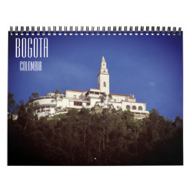 bogota 2021 calendar