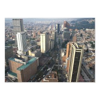 Bogota, Colombia Card
