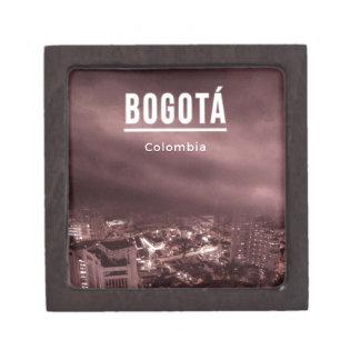 Bogota, Colombia Keepsake Box