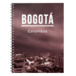 Bogota, Colombia Notebook