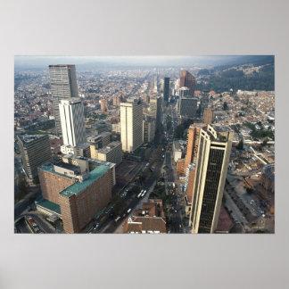 Bogotá, Colombia Póster