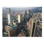 Bogotá, Colombia Tarjetas Postales