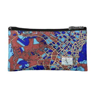 Bogota, Columbia Cosmetic Bag