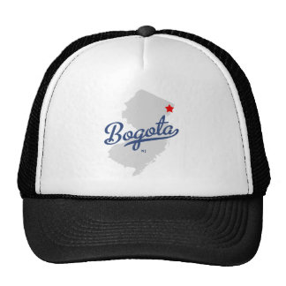 Bogota New Jersey NJ Shirt Trucker Hat