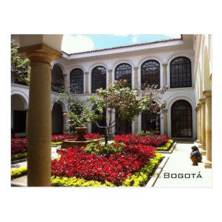 Bogotá Postcard