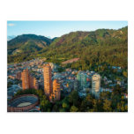 Bogotá y las montañas de los Andes Tarjetas Postales