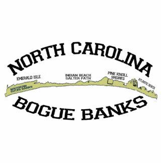 Bogue Banks. Cutout