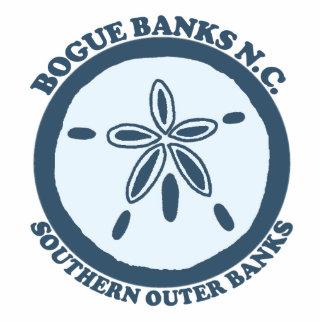 Bogue Banks. Statuette