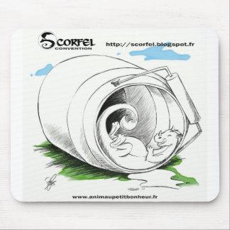 Bogus Scorfel mouse mat Mouse Pad