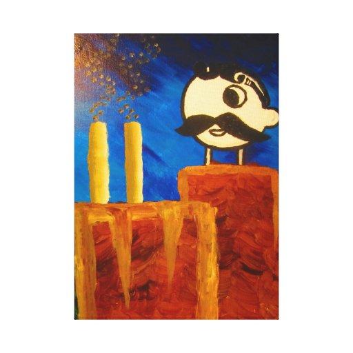 Boh City Canvas Canvas Prints