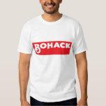 ¡Bohack! Camisas