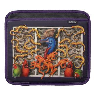 BohanArt Avians & Amphibians iPad Sleeve