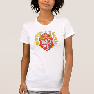 Bohemia Coat of Arms T Shirts