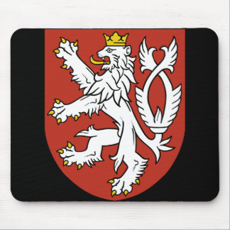 bohemia emblem mouse pad
