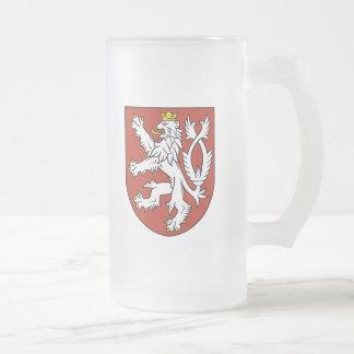 bohemia emblem coffee mugs