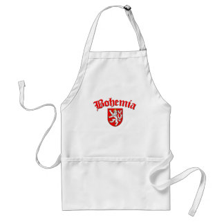 Bohemia Flag 1 (w/inscription) Aprons