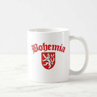 Bohemia Flag 1 (w/inscription) Coffee Mug