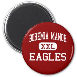 Bohemia Manor - Eagles - High - Chesapeake City Refrigerator Magnets
