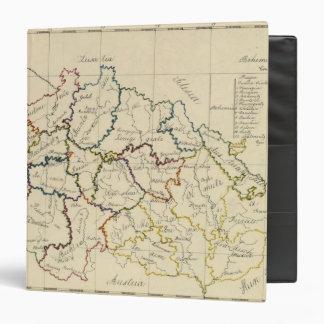 Bohemia, Moravia, austriaco Silesia