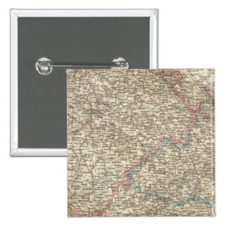 Bohemia, Moravia, austriaco Silesia 2 Pin