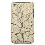 Bohemia, Moravia, austriaco Silesia Case-Mate iPod Touch Protectores
