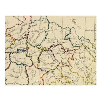 Bohemia, Moravia, austriaco Silesia Postal