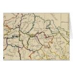 Bohemia, Moravia, austriaco Silesia Tarjetas